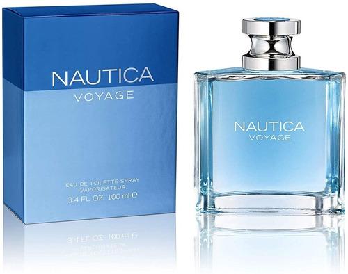 Imagen 1 de 1 de Perfume Nautica® Voyage  Eau De Toilette 100ml