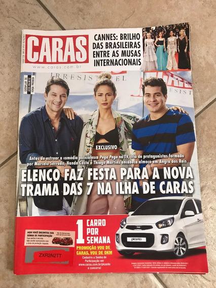 Revista Caras Pega Pega Ana Hickmann Emilio Dantas