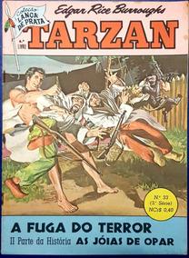 Tarzan, Nº 33 - Coleção Lança De Prata