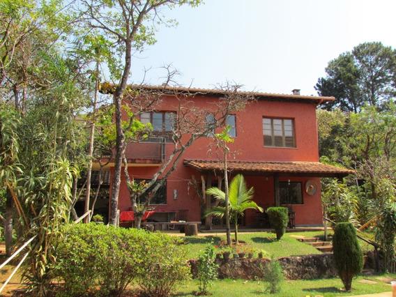 Casa Em Condomínio Com 4 Quartos Para Alugar No Condomínio Quintas De Casa Branca Em Brumadinho/mg - 1382