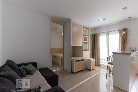 Apartamento Para Aluguel - Cambuí, 1 Quarto, 43 - 893036310
