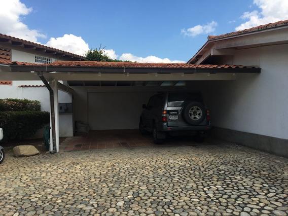 Se Vende/alquila Casa 452m2 4h/6b/4p Lmas De Chuao