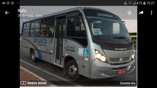 Micro Ônibus Neobus  Volks 9150 E Mb 812