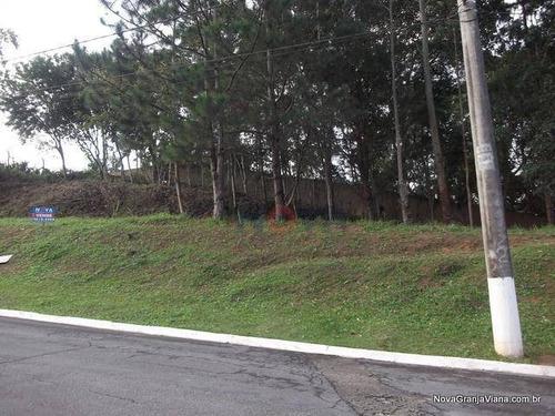 Imagem 1 de 6 de Terreno Residencial À Venda, Recanto Suíço, Vargem Grande Paulista - Te0226. - Te0226