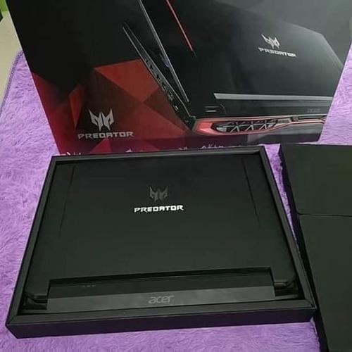 Acer Predator 15 G9-593, I7-7700hq, 16gb Ram, 256gb Ssd, 1tb