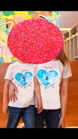Roupa Tal Mae Tal Filha Tal Filho Camisetas Kit \02 Promocao