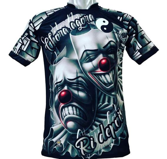 Camisa/camiseta Chora Agora Ri Depois - Town/tony Country