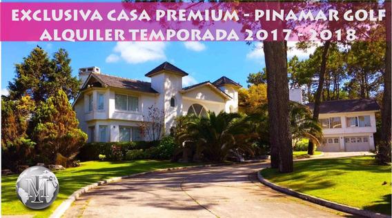 Casa Premium Pinamar Golf