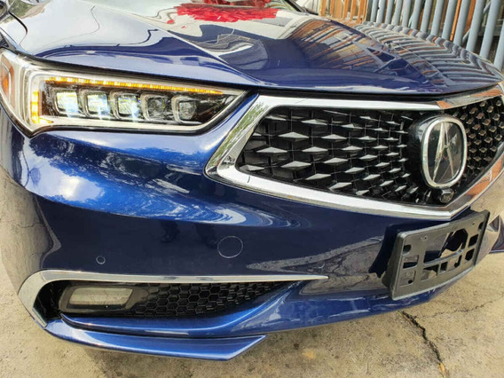 Acura Tlx 2018 Advanced