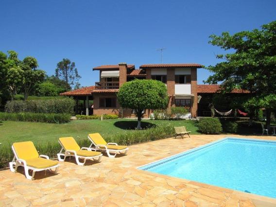Casa De Condomínio À Venda, 5 Quartos, 8 Vagas, Condomínio Moradas São Luiz - Salto/sp - 17880