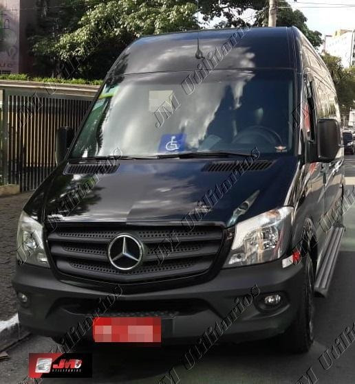 Mercedes Benz Sprinter 415 Ano 2019 Longa Jm Cod 513