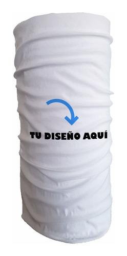 Imagen 1 de 4 de Bandana Deportiva Tubular Sin Costuras Personalizada Ban135