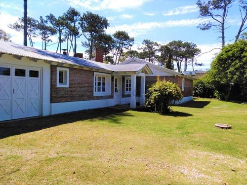 Casa En Punta Del Este, San Rafael- Ref: 764