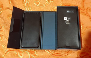 Samsung S8 Color Black