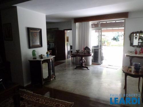 Imagem 1 de 10 de Casa Assobradada - Jardim Europa  - Sp - 410314