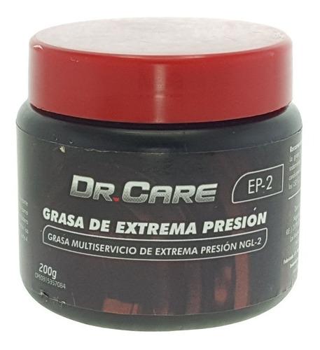 Grasa De Extrema Presión Dr. Care 200 Gm