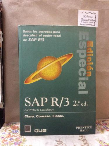 Imagen 1 de 10 de Sap R/3 - Edición 2 - Software - Procesamiento De Datos