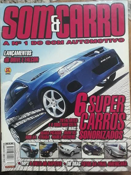 Revista Som & Carro - Ano 08 - Dezembro De 2003 - Número 87