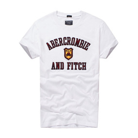 Camisetas Abercrombie & Fitch E Hollister Original