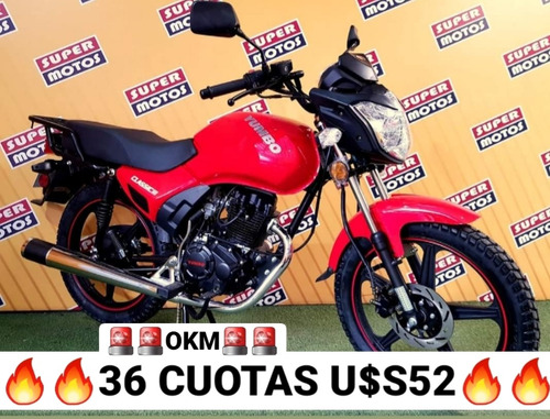 Yumbo Classic Iii Financiacion 100% Tomamos Tu Moto Usada !!