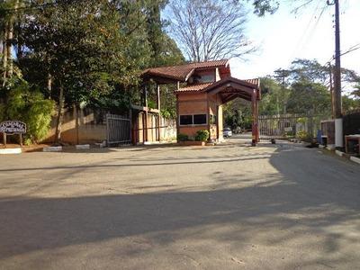Terreno Residencial À Venda, Chácara Represinha, Cotia. - Te0437