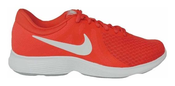 Zapatillas Nike Revolution 4 Mujer Running Nuevas 908999-800