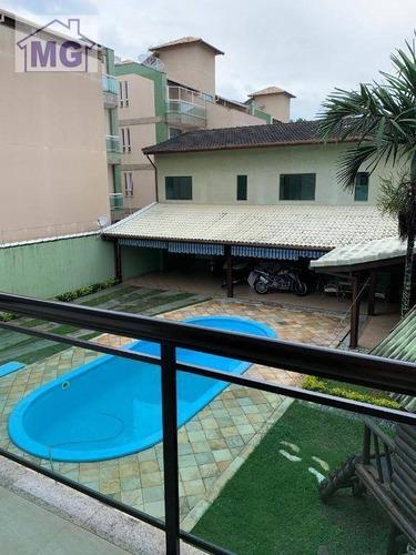 Imagem 1 de 20 de Casa Com 4 Dormitórios, 500 M² - Venda Por R$ 1.500.000,00 Ou Aluguel Por R$ 5.500,00/mês - Extensão Do Bosque - Rio Das Ostras/rj - Ca0227