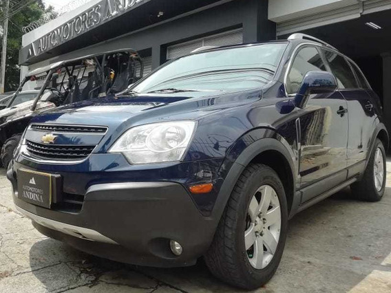 Chevrolet Captiva Sport Automatica 2010 2.4 Rwd 344