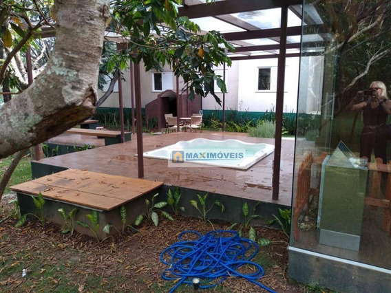 Apartamento Residencial Para Locação, Itapetininga, Atibaia. - Ap0030