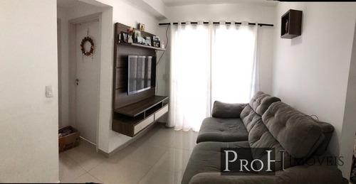 Imagem 1 de 14 de Apartamento Para Venda Em São Bernardo Do Campo, Centro, 2 Dormitórios, 1 Banheiro, 1 Vaga - Grvilnewd