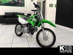 Kawasaki Klx 110 0km