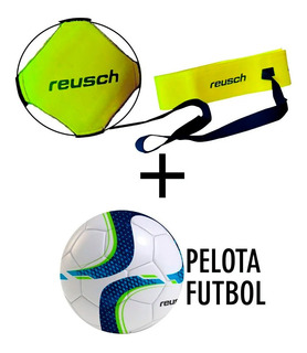 Kit Entrenamiento Reusch + Pelota Nº5 Futbol Arquero