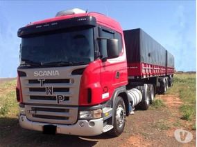 Scania G380 Bitrem