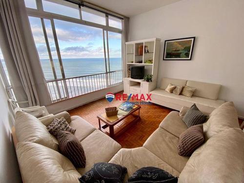 Apartamento À Venda, 90 M² Por R$ 590.000,00 - Praia Pitangueiras - Guarujá/sp - Ap3272