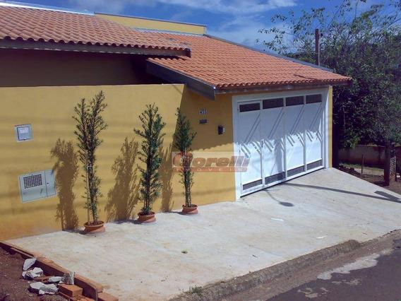 Casa Com 2 Dormitórios À Venda, 164 M² Por R$ 245.000,00 - Jardim Itamarati - Botucatu/sp - Ca1135