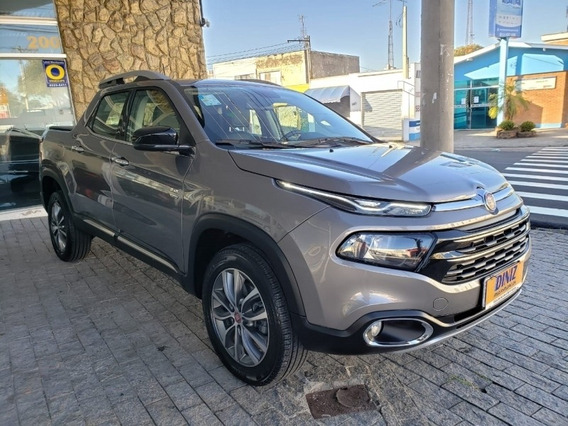 Fiat Toro 2.0 16v Turbo Diesel Volcano 4wd At9 2019/2019