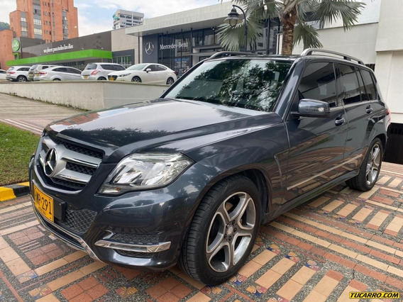 Mercedes Benz Clase Glk 300 4 Matic