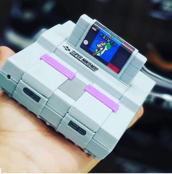 Super Arcade Game Box Retrô - Mini Sness 5000 Jogos