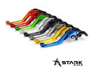 Manete Esportivo Modelo Longo Trophy E Tiger 1200 Stark Race