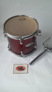 Tom De 10 Mapex Q Series + Holder/vl