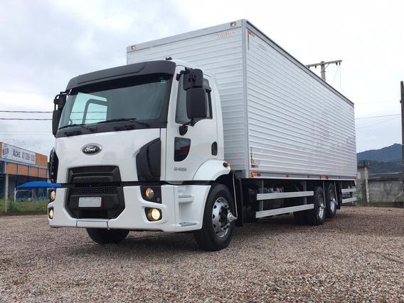 Caminhão Ford Cargo 2429 Ano 2013