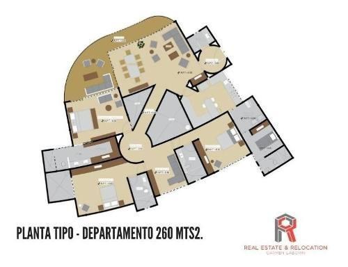 Pre-venta Las Aguilas 7 Modernos Deptos. 3 Rec. Terrazas Y Vista A Reserva - 201