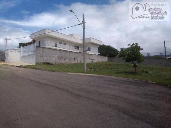 Terreno Residencial Para Venda Em Atibaia, Condomínio Loteamento Quadra Dos Príncipes - Te00107