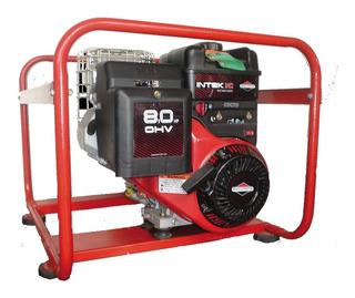 Generador 4 Kva Monofásico Nafta Briggs Stratton