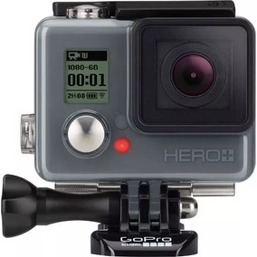 Gopro Hero+ Com Wi-fi E Bluetooth