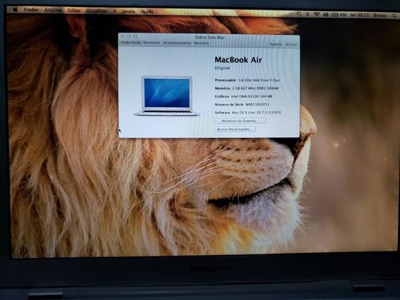 Macbook Air Core2 Duo A1237