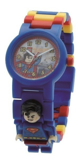Reloj Niño Superman 8020257 Lego & Bulbbotz Oficial