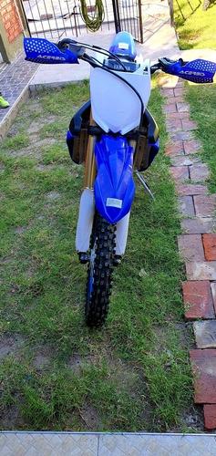 Yamaha  Yzf450x