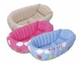 Banheira Inflável Bebê Indicador De Temperatura Frete Gratis