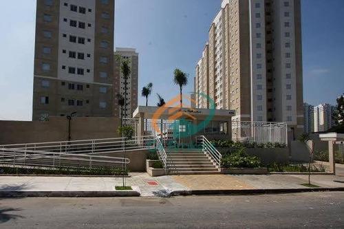 Apartamento Com 2 Dormitórios À Venda, 50 M² Por R$ 325.000,00 - Tatuapé - São Paulo/sp - Ap3540